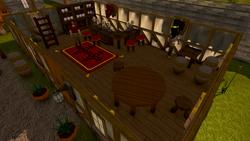 Dragon Inn interior
