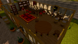Dragon Inn interior