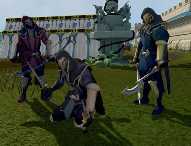 Faceless Assassins news image