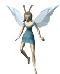 Fairy stitcher