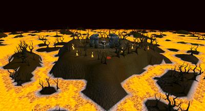 Fire Altar inside