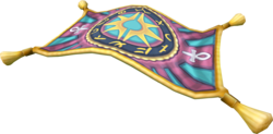 Magic carpet (Golden Path) pet