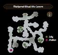 Mahjarrat Ritual Site Cavern map.png