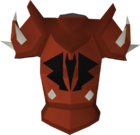 Dragon platebody (sp) detail old