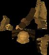 Golden Verac's brassard detail