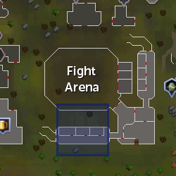Joe (Fight Arena) location
