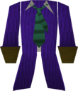 Prince tunic detail