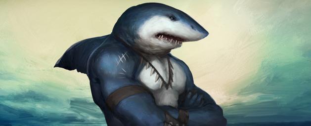Shark Attack update post header