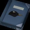 Spy notebook detail