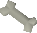 Unicorn bone