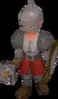 Chaos dwarf female old
