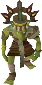 Goblin High Priest