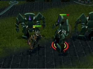 Killing Automaton Tracers
