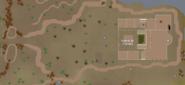 Abadia de Citarista mapa