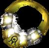 Alchemist's amulet (charged) detail