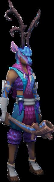 Elite Sotapanna (healer)