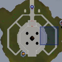 Icxan location (Wizards' Tower)