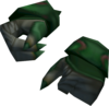 Primeval Gloves detail