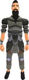Agile set equipped (male)