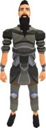 Agile set equipped (male)