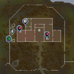 Draynor Manor map