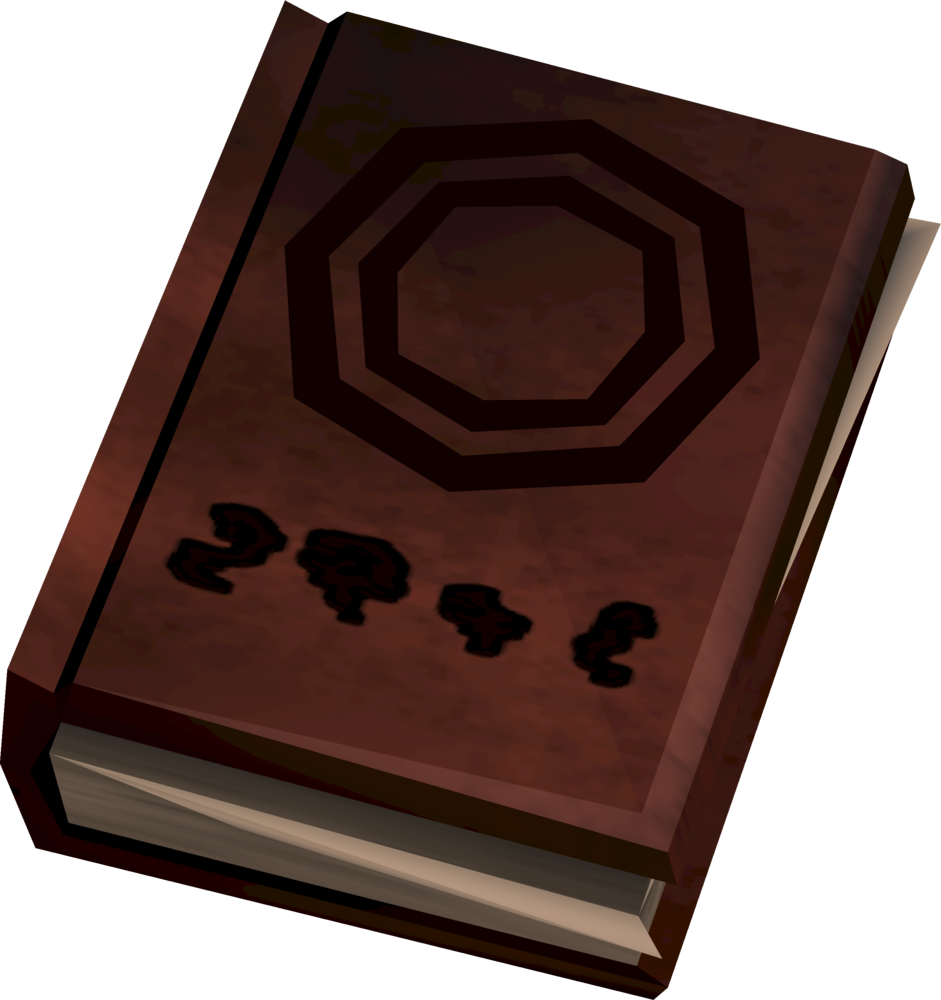 Grimoire detail