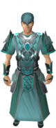 Iceheart armour equipped (male)