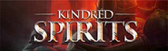 Kindred Spirits lobby banner