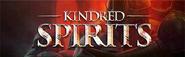 Kindred Spirits lobby banner