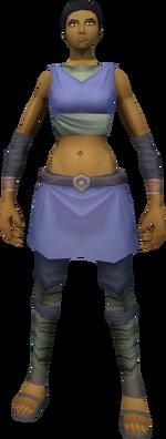 Menaphite citizen (Port District, Female, 3)
