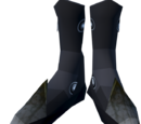 Royal dragonhide boots