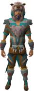 Skypouncer outfit equipped (male)