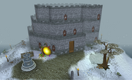 Snowy Wizards Tower