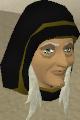 Ali, a bruxa cabeça