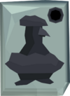 D&D token (penguin hide and seek) detail