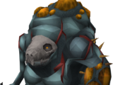 Ganodermic beast