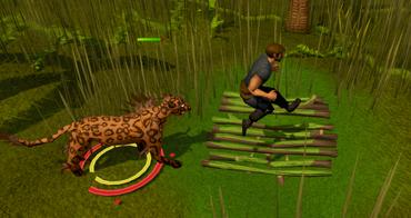 Hunting larupias