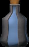 Ogre flask (salt water) detail