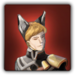 Shadow Cat outfit icon (male)
