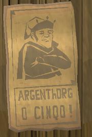 Argenthorg poster