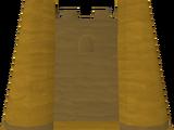 Buried in sand rest emote token
