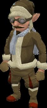 Gnome pilot (Plague's End)