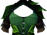 Green dragonhide body