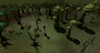 Haunted woods2
