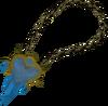 Heartfreezer amulet detail