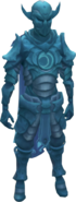 Lunarfury armour (Tier 1) equipped (male)