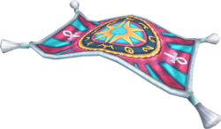 Magic carpet (Basic) pet