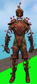Maple sentinel outfit equipped