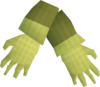 Runecrafter gloves (yellow) detail