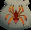Spirit spider pouch detail